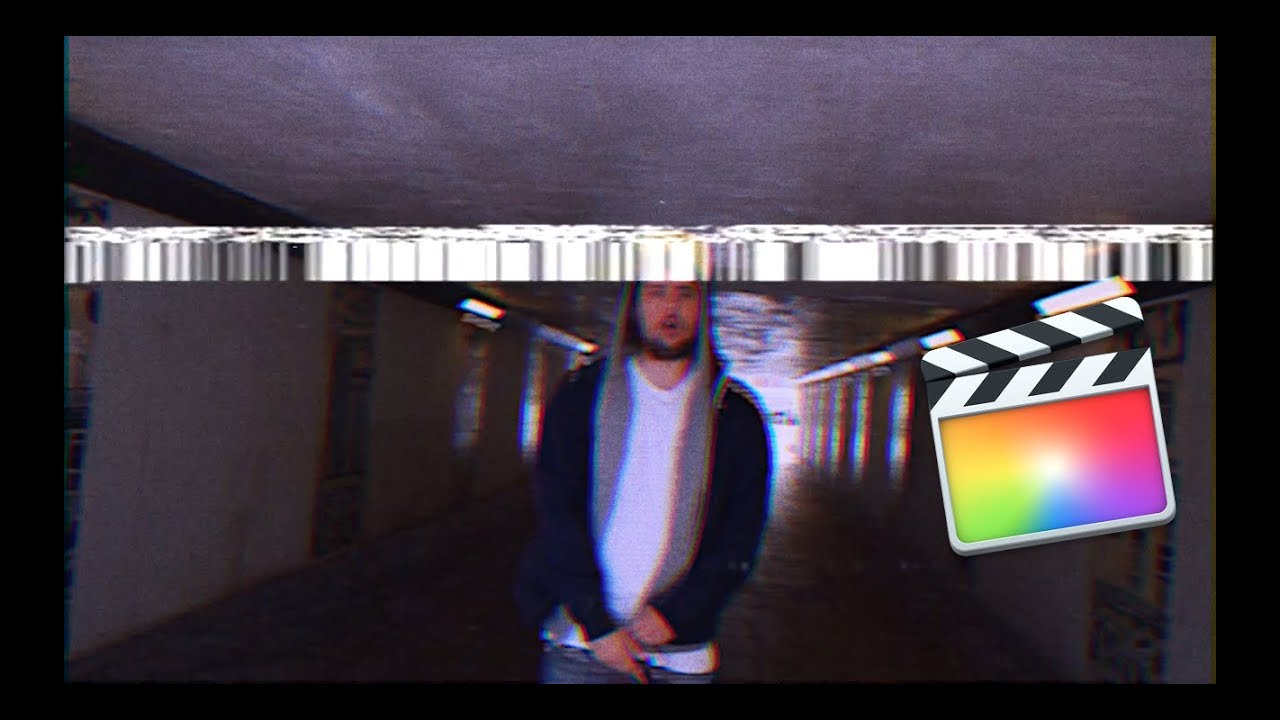 Creating VHS Look In Final Cut Pro X (NO PLUGIN NEEDED)