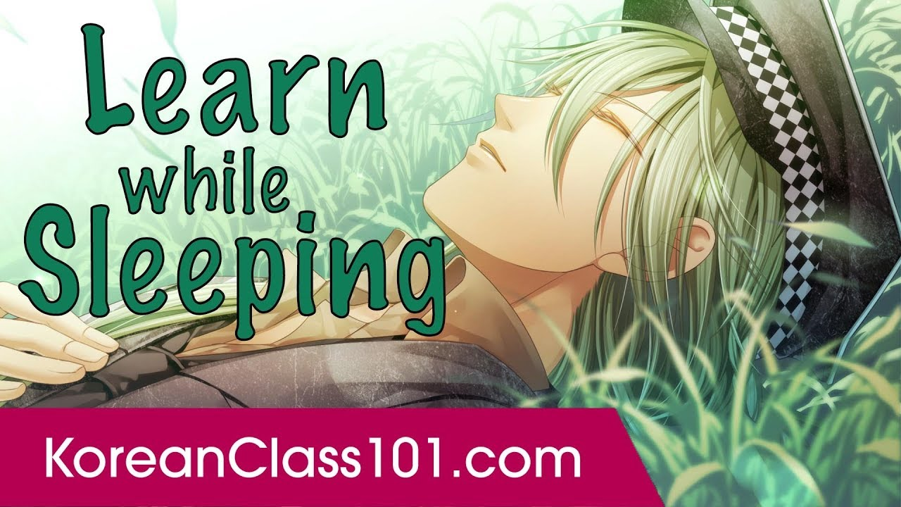 Learn Korean While Sleeping 8 Hours - Learn ALL Basic Phrases