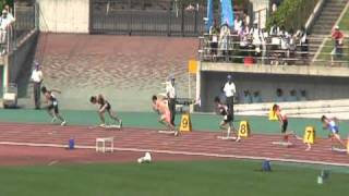 2010-08-22_全国_中学男子200m決勝_21秒18(日吉克実)