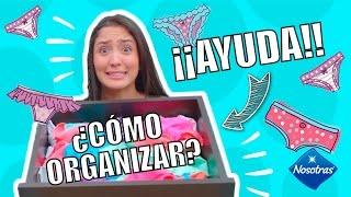 Video ¡¡Ayuda!! ¿Cómo organizar mis panties? 😱 Cory by Nosotras download MP3, 3GP, MP4, WEBM, AVI, FLV September 2017