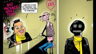 Cartoonist Warren Brown's best cartoons of 2017