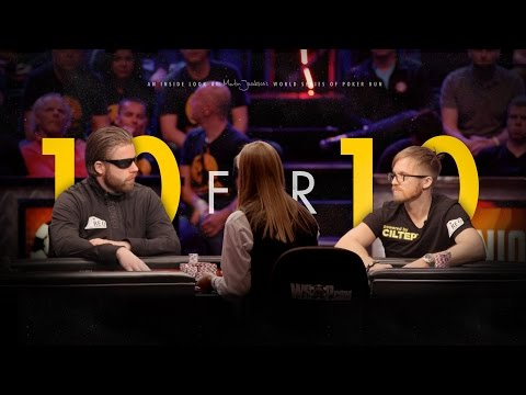 10 for 10 | Official Full Documentary WSOP (2015)