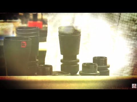 How the Redfield Revolution Rifle Scope is Made Part 1
