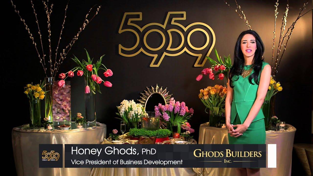 Ghods Builders Nowruz Greetings Farsi Youtube