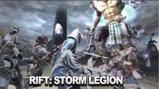Rift: Storm Legion Pre-order Trailer