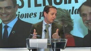 Carlos Cuesta:Sánchez ni se ha leído 'su' libro y empieza plagiando el título de otro autor