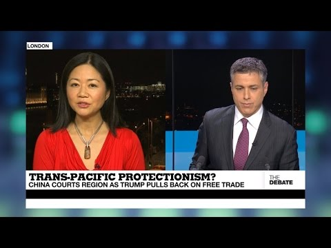 China courts region as Trump pulls back on free trade (part 2)