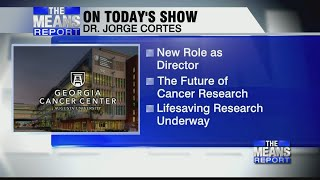 New Georgia Cancer Center leader discusses cutting-edge research and treatment