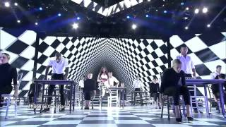 MBC The X Factor  - لاتويا   - Holding Out For A Hero -  العروض المباشرة