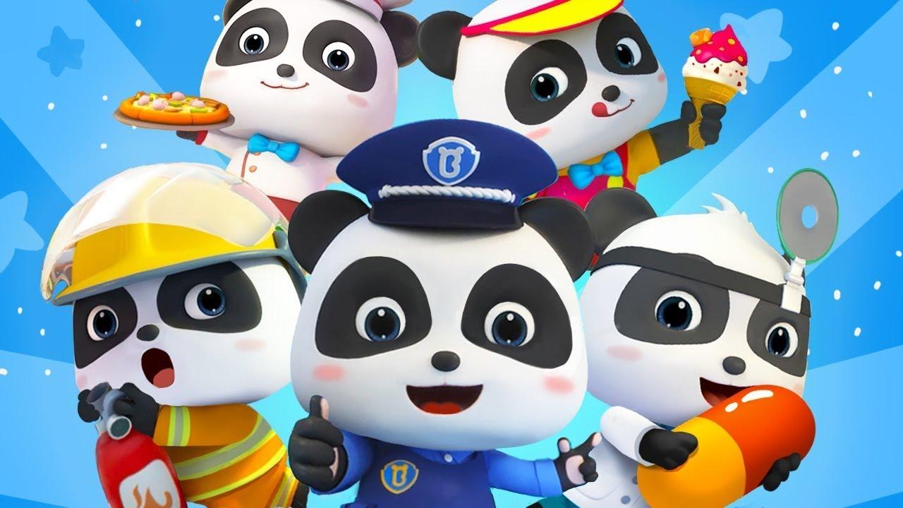 Biệt đội bác sĩ | Biệt đội cảnh sát | Bài hát nghề nghiệp | Nhạc thiếu nhi vui nhộn | BabyBus