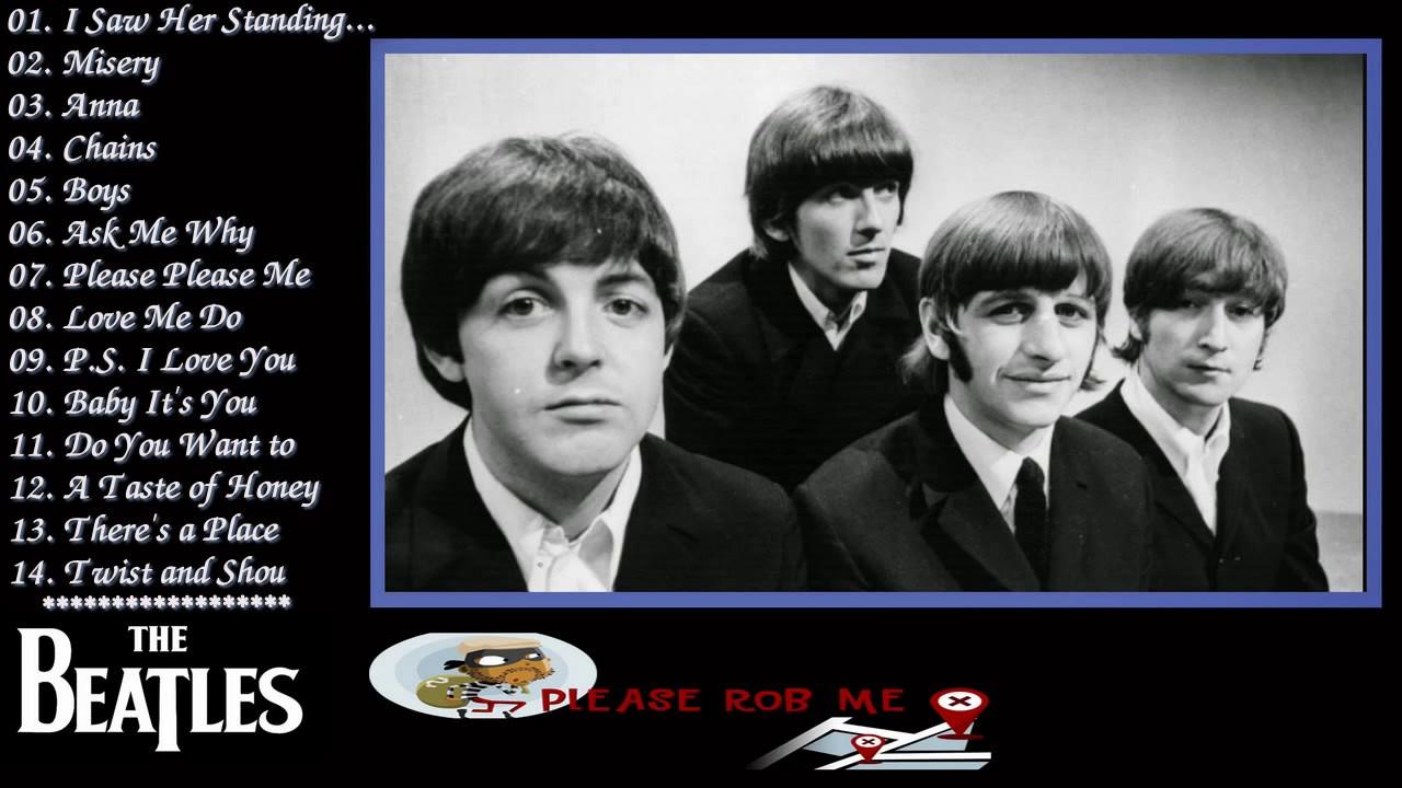 The Beatles - Please Please Me Lyrics