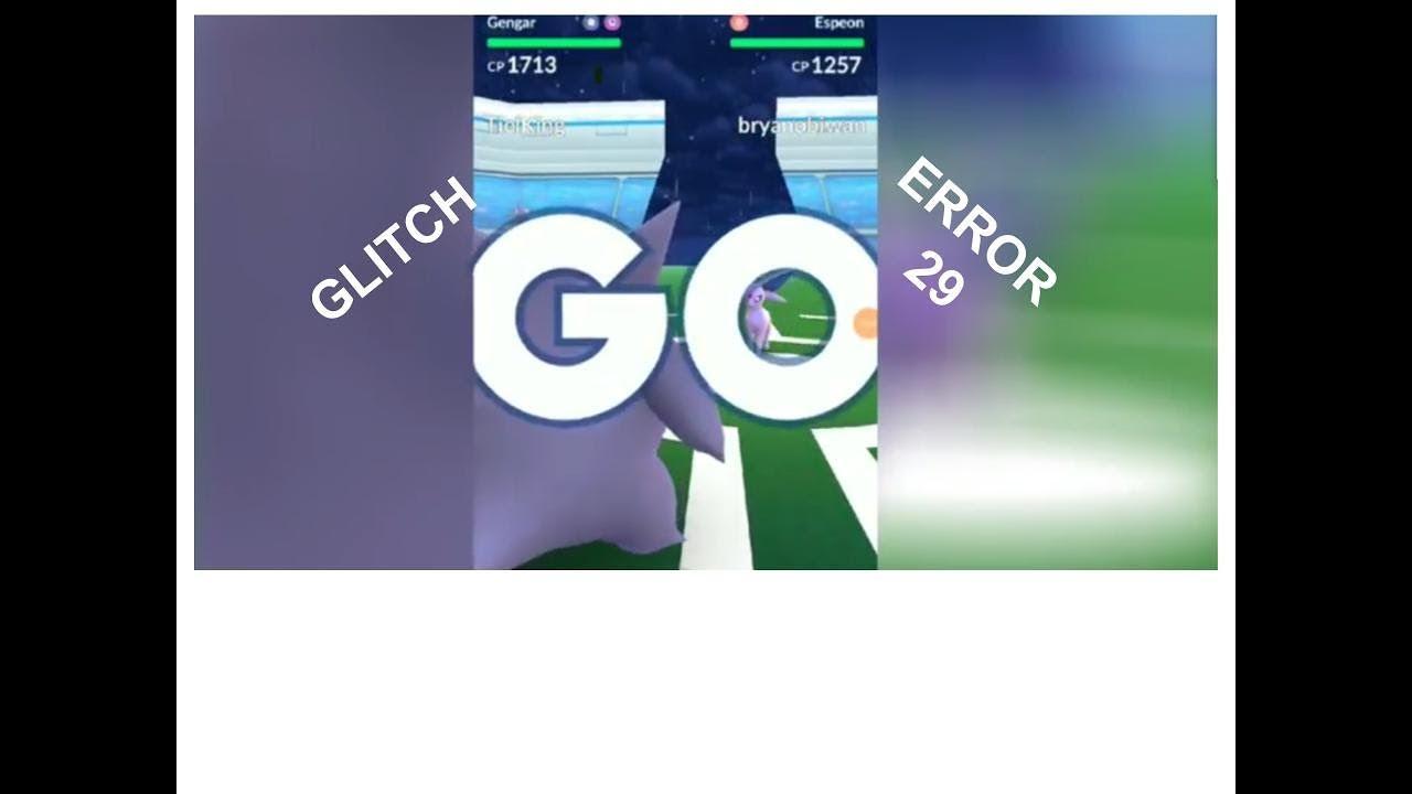 Pokemon GO Error Code List And Fixes [SOLVED] - The Error