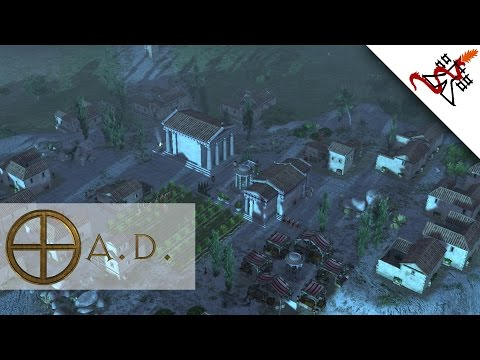 0 A.D. - NIGHT BATTLES   Alpha 20 Timosthenes [1080p/HD]