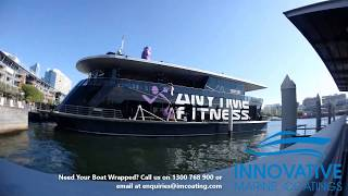 Starship Sydney Anytime Fitness Cruise: Corporate Branding
