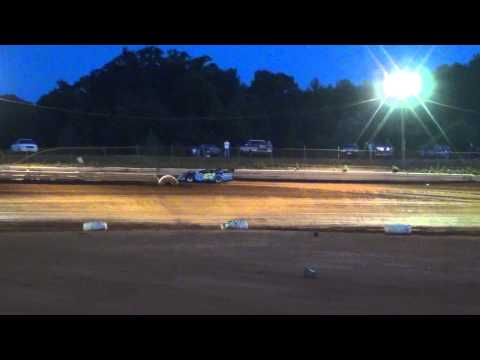 5-11-2012 Late Model Qualifying