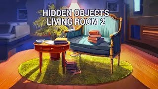Hidden Objects Living Room 2 – Clean Up the House