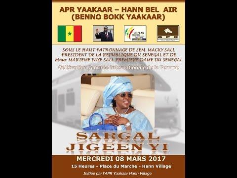 Sargal Jigeen Yi - APR Hann Bel Air - 08 MARS 2017