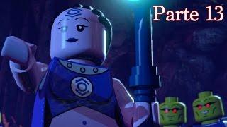 Lego Batman 3 : Planeta de Índigo 1 - Parte 13 Pt-BR PS4 Gameplay