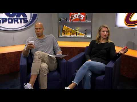 Richard Jefferson and Allie Clifton take your questions on Road Trippin