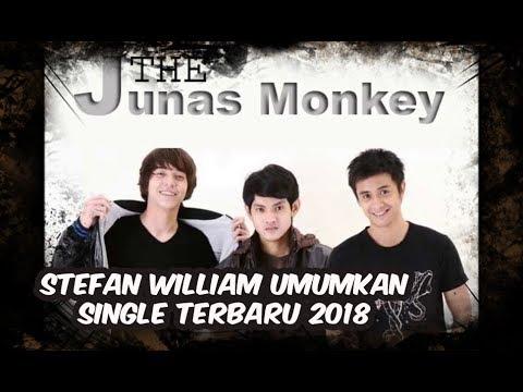 Stefan William Umumkan Single Baru, The Junas Monkey Comeback