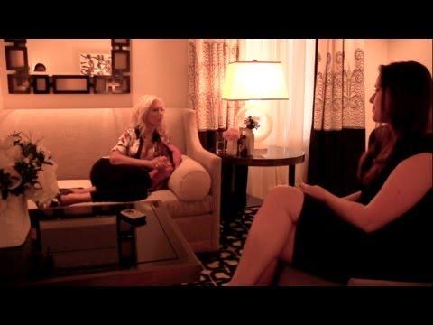 Christina Aguilera interview ❤ Unforgettable fragrance