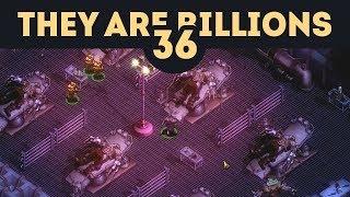Орды из 40 мутантов и 20 великанов + Проект Феникс 800% - They Are Billions - Кампания / Эпизод 36