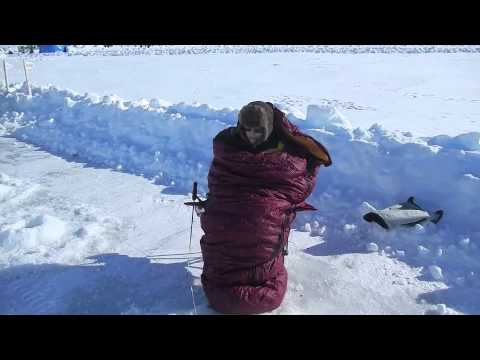Two Season's Ice Fishing Derby Great Slave Lake