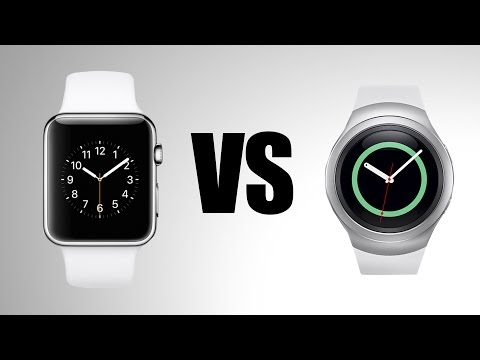 Samsung Gear S2 Vs. Apple Watch Sport