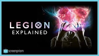 Legion Explained Symbolism amp Visual Storytelling