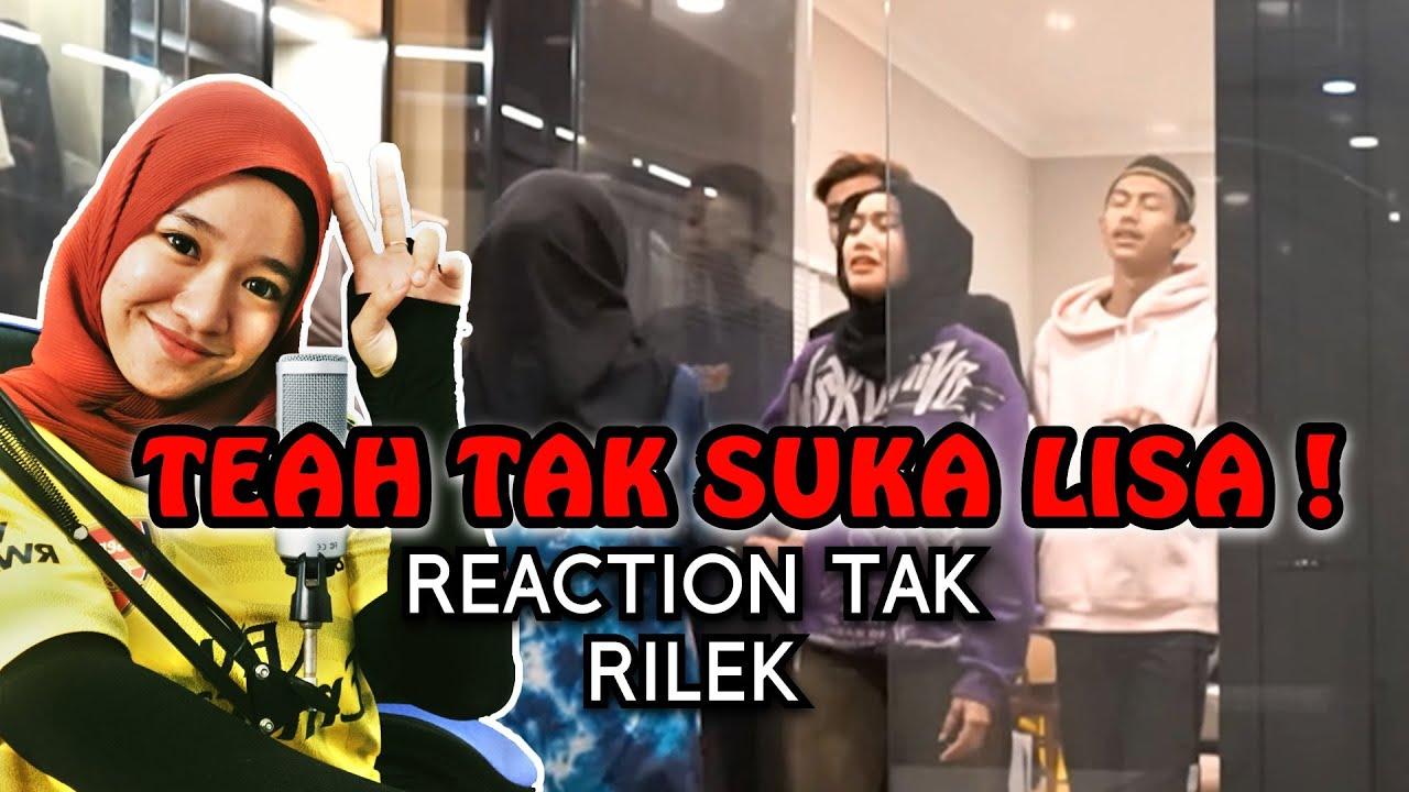 Prank RAHIM HAKEM ,TEAH TAK SUKA LISA I Tak Rilek Reaction