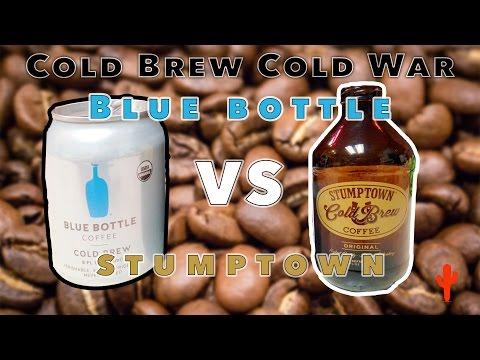 Cold Brew Cold War - Blue Bottle Vs. Stumptown