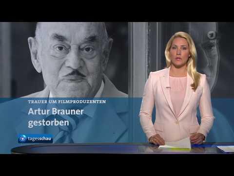 """Artur """"Atze"""" Brauner einer der ganz großen des Films gestorben"""