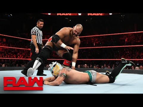 Lucha House Party vs. The Revival: Raw, Oct. 29, 2018