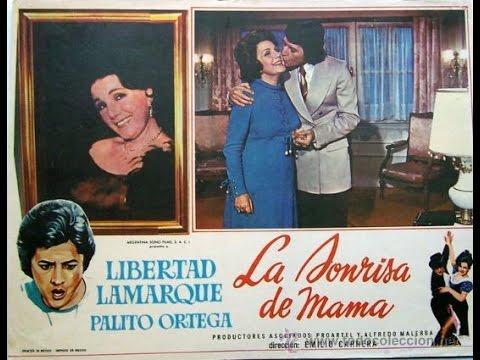 PALITO ORTEGA ( La sonrisa de mama`) película