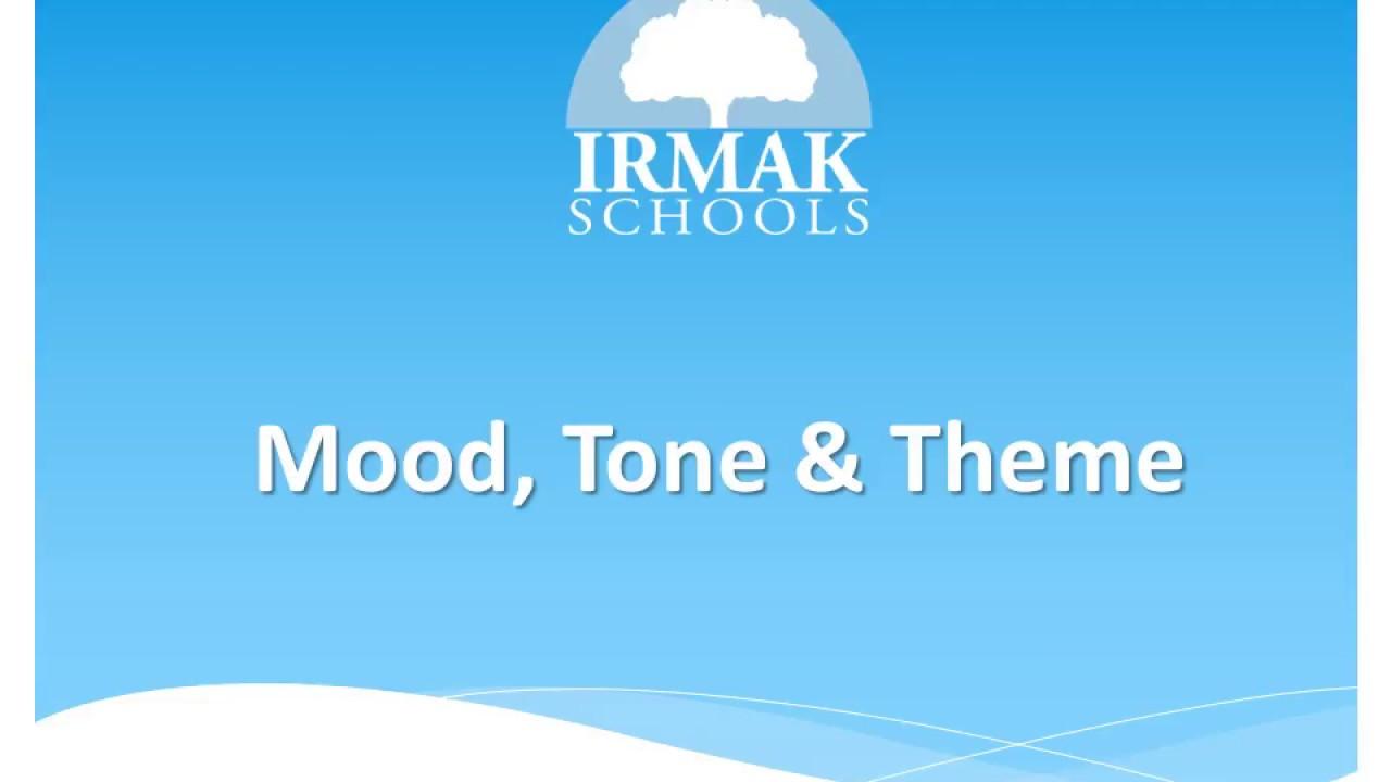 theme tone mood