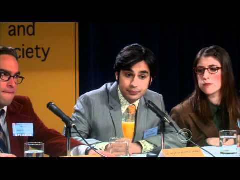 Download Youtube: The Big Bang Theory - Funniest Science Conference Ever