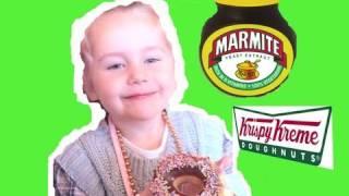 Marmite & Krispy Kreme Donut Prank - Myvirginkitchen