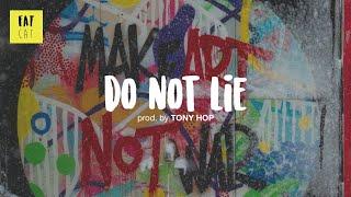 (free) Old School Boom Bap type beat x hip hop instrumental | 'Do not lie' prod. by TONY HOP