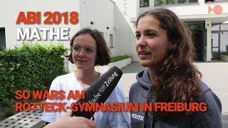 Mathe Abi 2018 - Wie war's?