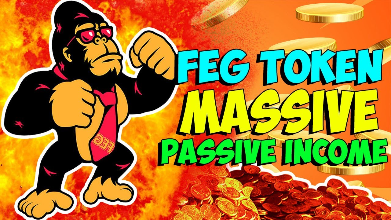 FEG TOKEN MASSIVE PASSIVE INCOME WITH FEGEX V2 STACKING – WHEN THE PRICE GOES UP?