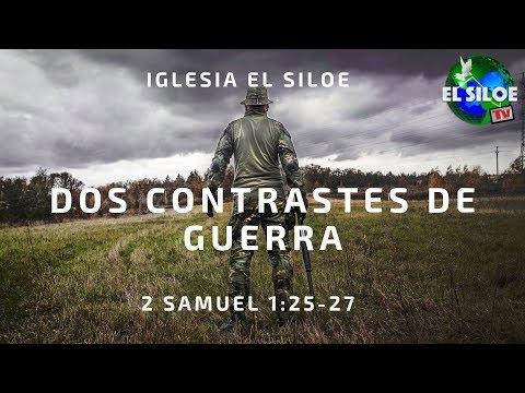 DOS CONTRASTES DE GUERRA