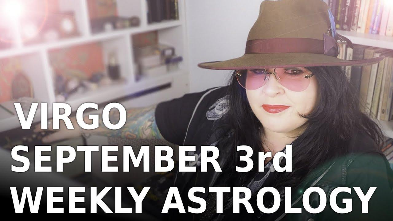 Virgo Weekly Horoscope Michele Knight