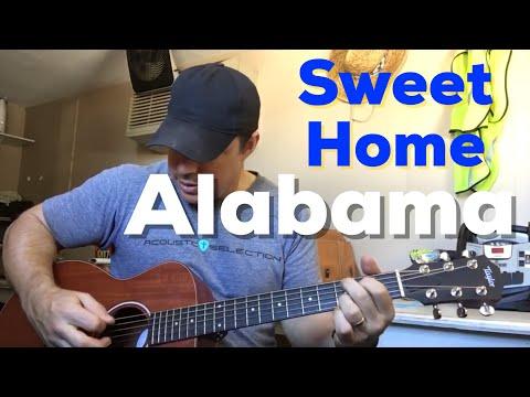 Sweet Home Alabama | Beginner Guitar Lesson