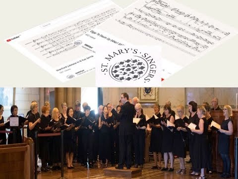 Adam - O Holy Night (For choir) - Tenor