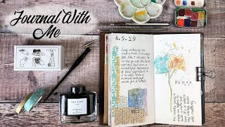 JOURNAL WITH ME   Travelers Notebook