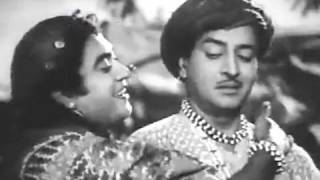 Aake Seedhi Lagi - Kishore Kumar, Pran, Half Ticket Comedy Song