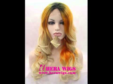 Where to buy or wholesale synthetic lace front wigs at cheap price?