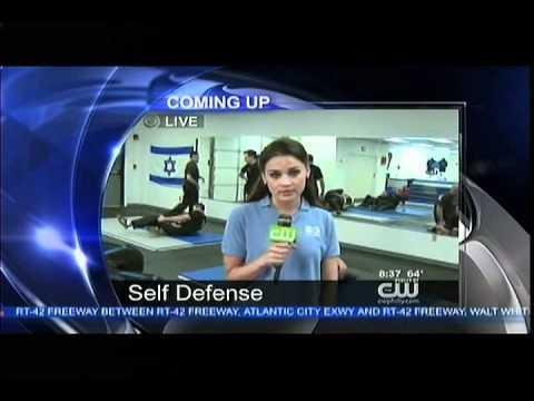 Israeli Krav Maga (Cherry Hill) Featured On CBS News