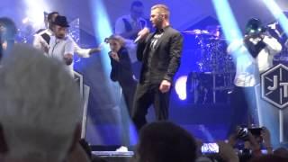 Justin Timberlake - My Love - TKO - Live ( Frankfurt, Commerzbank - Arena 08.06.2014 )