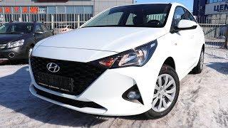 Hyundai Solaris 2020.  Новый Солярис!  Лучший Бюджетный АВТО.